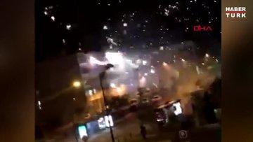 Fransa'da polis merkezine saldırı