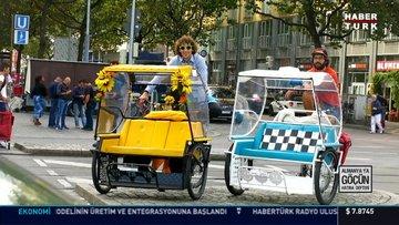 Nebil Özgentürk - Almanya'ya göçün hatıra defteri