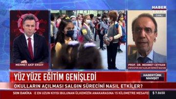 Prof. Dr. Mehmet Ceyhan açıkladı! Ateş ölçme cihazlarının faydadan çok zarar varmış