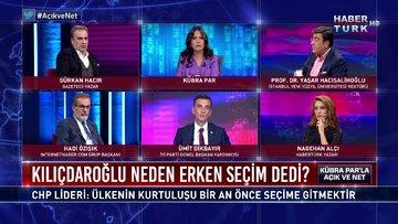 Kemal Kılıçdaroğlu neden erken seçim dedi, önceliği ittifak mı? - Açık ve Net - 11 Ekim 2020