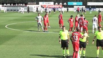 Hazırlık maçı - Beşiktaş: 5 - Fatih Karagümrük: 2