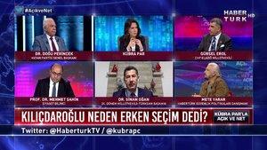 Açık ve Net - 12 Ekim 2020 (Kılıçdaroğlu neden erken seçim dedi, partilerin ittifak stratejileri ne?)