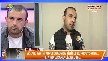 Erhan Kömürcü eşinin öldüğü günü anlattı!