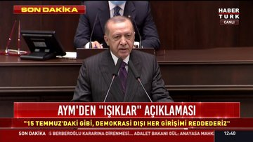 Son dakika! Cumhurbaşkanı Erdoğan Türk Tabipler Birliği'ne çok sert tepki