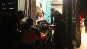 Sarıyer'de denize atlayan genç kız kurtarıldı