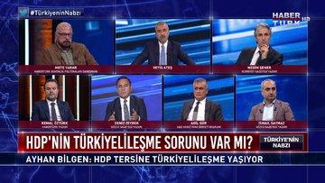 Türkiye'nin Nabzı - 14 Ekim 2020 (Ayhan Bilgen'in HDP açıklamalarını kim, nasıl yorumluyor?)