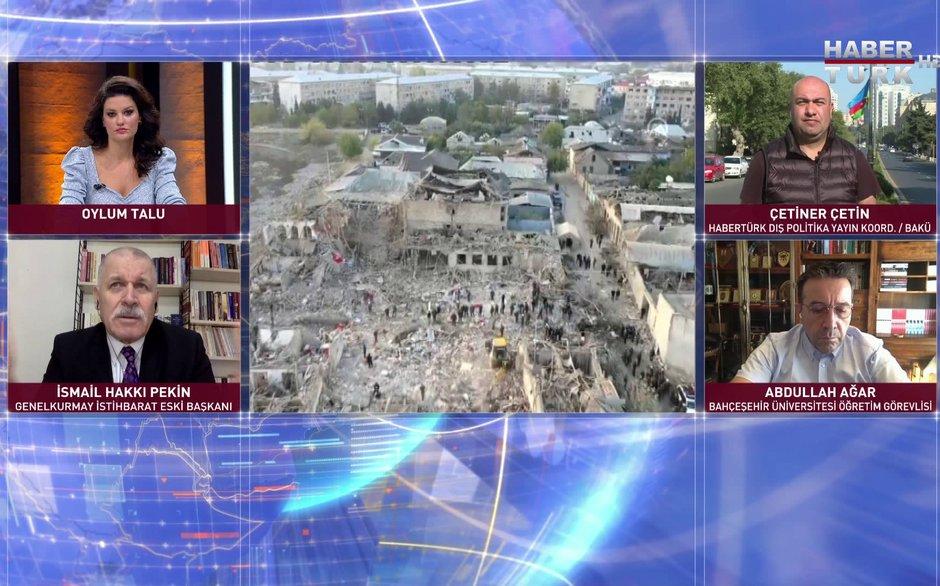 Burası Haftasonu - 17 Ekim 2020 (Ermenistan savaş suçu işleme gücünü nereden alıyor?)