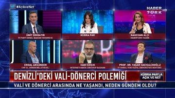 Denizli'deki Vali-Dönerci Polemiği, Dağlık Karabağ'da dünyanın sessizliği | Açık ve Net -18 Ekim 2020