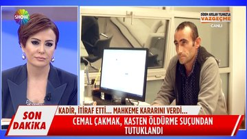 Emre Yıldız cinayeti Didem Arslan Yılmaz'la Vazgeçme'de çözüldü!