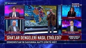Açık ve Net - 19 Ekim 2020 (Ermenistan'ın savunma hattı çöktü mü, SİHA'lar dengeleri nasıl etkiledi?)