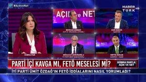 Açık ve Net - 20 Ekim 2020 (İYİ Parti Ümit Özdağ'ın FETÖ iddialarını nasıl yorumladı?)