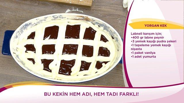 Yorgan Kek
