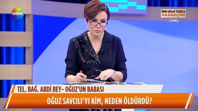 Kurşunlanan Oğuz Savcılı'nın babasından şok iddialar!