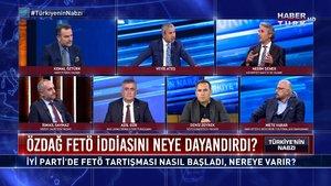 Türkiye'nin Nabzı - 21 Ekim 2020 (Ümit Özdağ İYİ Parti'de FETÖ iddiasını neye dayandırdı ?)