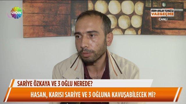 Hasan ve Mehmet'in yüzleşmesi!