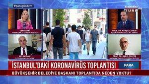 Para Gündem - 23 Ekim 2020 (İstanbul Büyükşehir Belediye Başkanı toplantıda neden yoktu?)