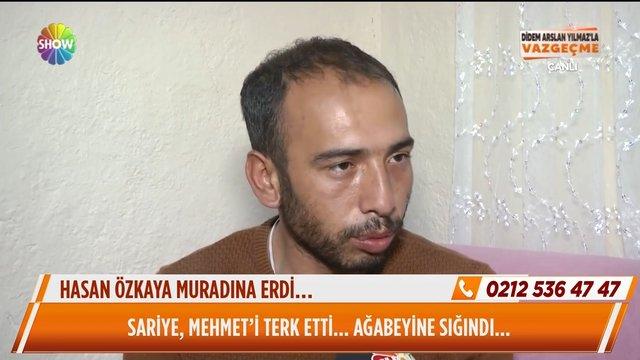 Hasan Özkaya çocuklarına kavuştu!
