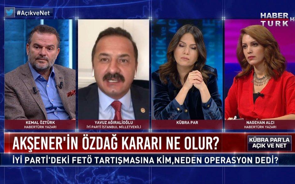 Açık ve Net - 25 Ekim 2020 (Meral Akşener'in Ümit Özdağ kararı ne olur?)