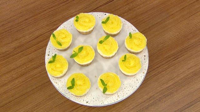 Limonlu Pratik Cheesecake