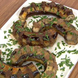 Bükme Patlıcan Kebabı