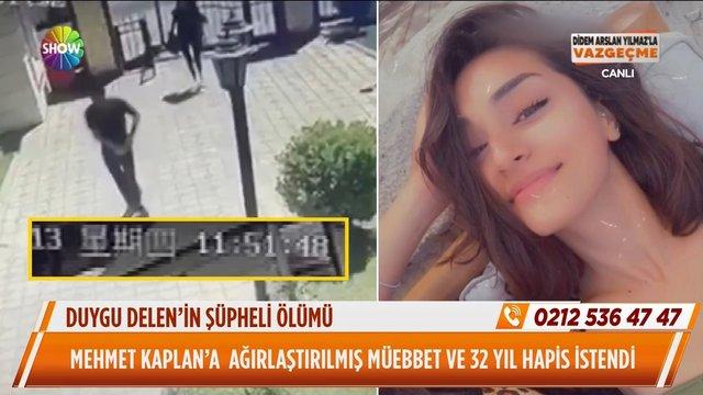 Mehmet Kaplan için ağırlaştırılmış müebbet ve 32 yıl hapis istendi!
