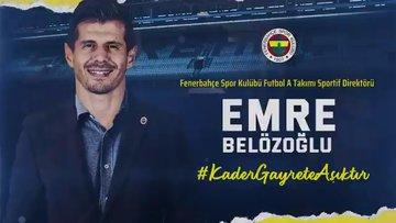 Fenerbahçe, Emre Belözoğlu'nun yeni görevini açıkladı