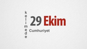 29 kelimede Cumhuriyet