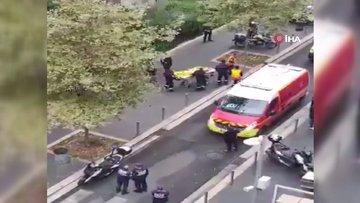 Fransa'da bıçaklı saldırı: 2 ölü