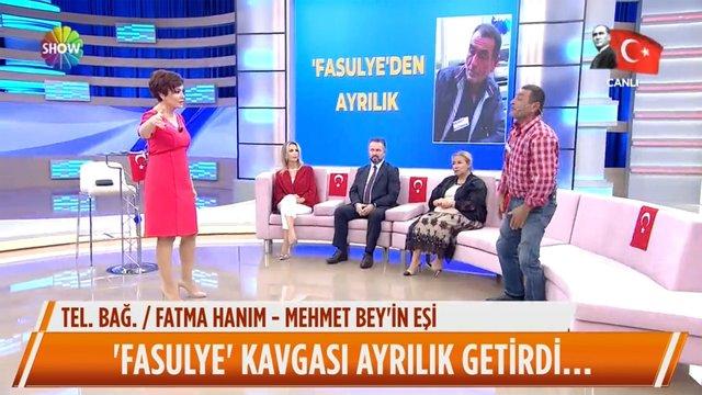 Didem Arslan Yılmaz, eşini dövdüğü ortaya çıkan Mehmet Bey'i stüdyodan kovdu!