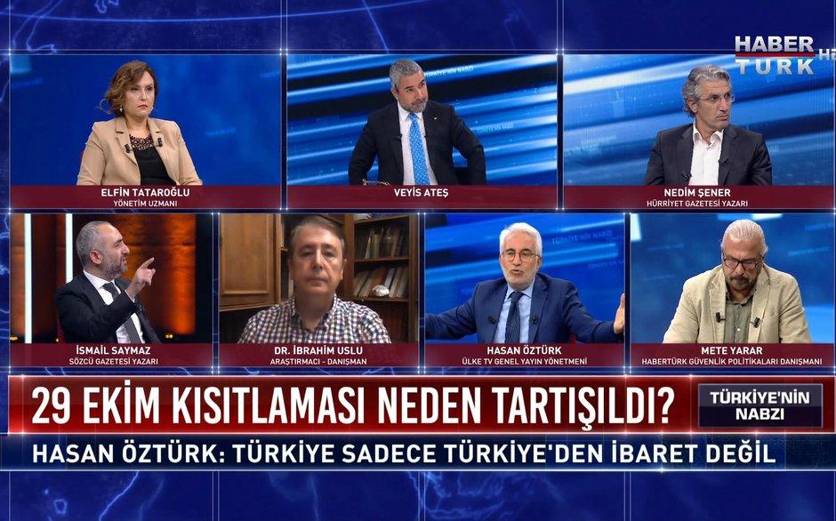Türkiye'nin Nabzı - 28 Ekim 2020 (29 Ekim kısıtlaması neden tartışıldı?)
