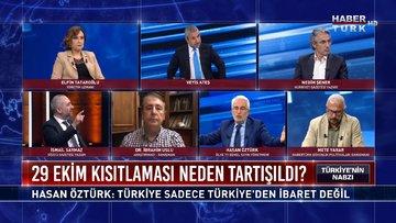 29 Ekim kısıtlaması neden tartışıldı? | Türkiye'nin Nabzı - 28 Ekim 2020