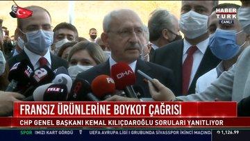 CHP Lideri Kılıçdaroğlu açıklamalarda bulundu