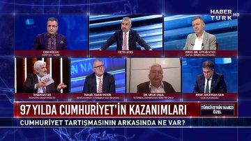 Türkiye'nin Nabzı Özel - 29 Ekim 2020 (Cumhuriyet tartışmasının arkasında ne var?)