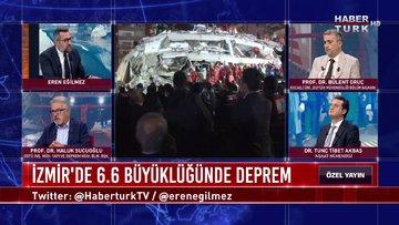 Deprem Özel Yayını - 31 Ekim 2020 (İzmir'de artçı sarsıntılar ne kadar sürecek?)