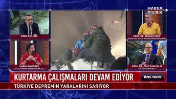 Deprem Özel Yayını - 31 Ekim 2020 (Uzmanlar İzmir depremini nasıl analiz ediyor?)