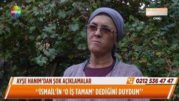 Halil Alkan'ın eşi Ayşe Hanım'da şok açıklamalar!