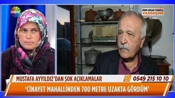 Mustafa Ayyıldız'dan şok açıklamalar!