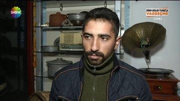 Ali Özev'i en son 'o' gördü!