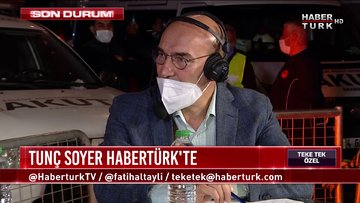Teke Tek Özel - 1 Kasım 2020 (İzmir Büyükşehir Belediye Başkanı Tunç Soyer Habertürk TV'de)