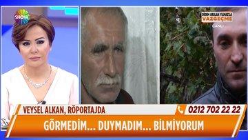 Ali Özev cinayetinde çelişkili ifadeler!