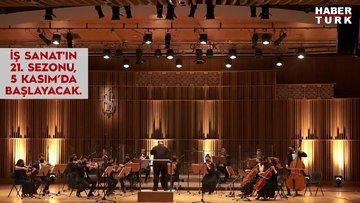 İş Sanat'ın 21. sezonunu İstanbul Ensemble ile 5 Kasım'da çevrim içi olarak başlıyor
