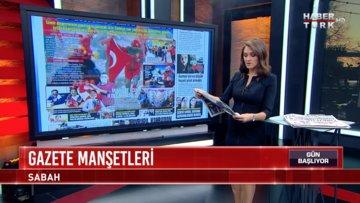 5 Kasım günü öne çıkan gazete manşetleri | Habertürk TV