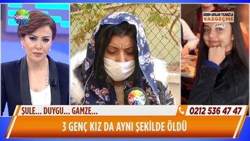 17 yaşındaki Gamze'nin şüpheli ölümü