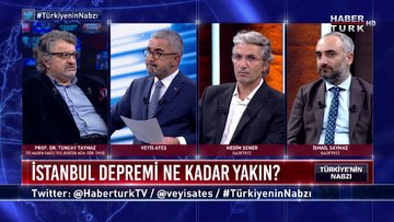 Deprem için Türkiye'de hangi iller riskli? | Türkiye'nin Nabzı - 4 Kasım 2020