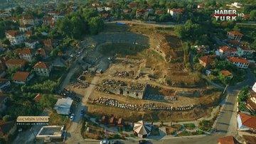 Geçmişin İzinde - 7 Kasım 2020 (Prusias ad Hypium Antik Kenti'nde kazı çalışmaları nasıl ilerliyor?)