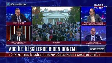 Gerçek Fikri Ne - 7 Kasım 2020 (Türkiye-ABD ilişkileri Trump döneminden farklı olur mu?)