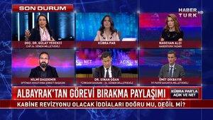 Açık ve Net - 8 Kasım 2020 (Hazine ve Maliye Bakanı Berat Albayrak ile ilgili son durum ne?)