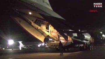 Rus barış gücü Karabağ yolunda: 8. Il-76 uçağı havalandı