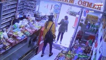 Pişkinliğin bu kadarına da pes: Yolda yürüyen kızın yüzüne tükürmüştü, geri dönüp görüntüsünü izlemiş