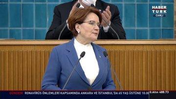 İYİ Parti lideri Meral Akşener'den Berat Albayrak mesajı